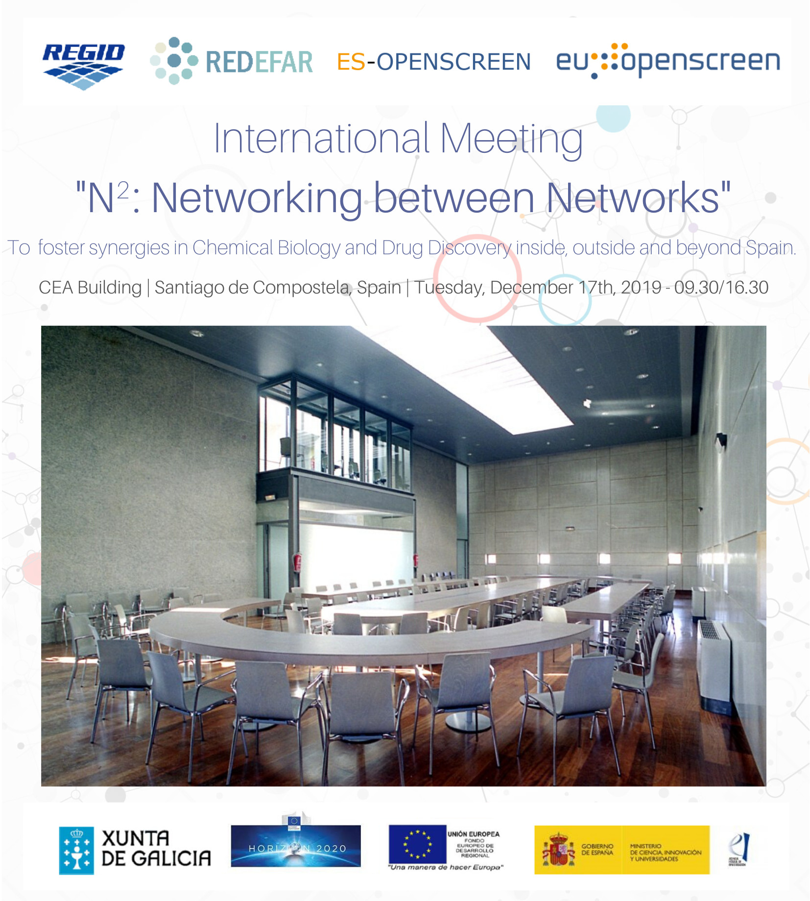 "International Meeting: ""N²: Networking between Networks"""