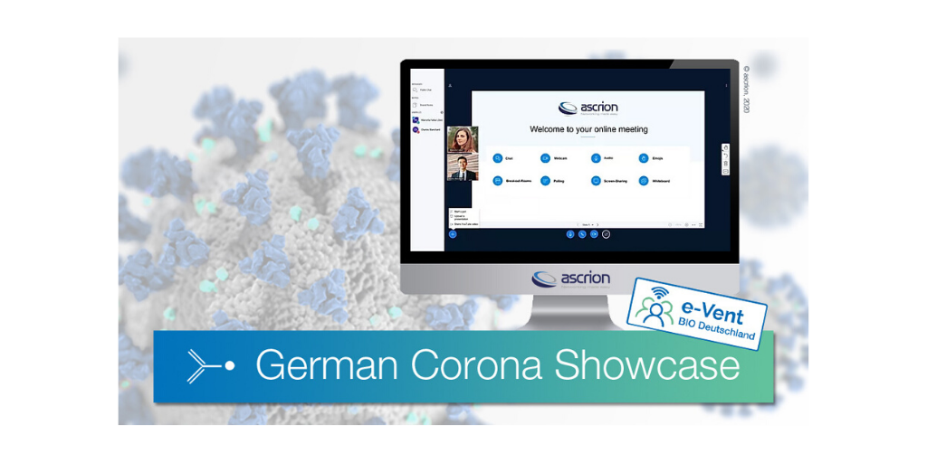 German Corona Showcase eVent 2020