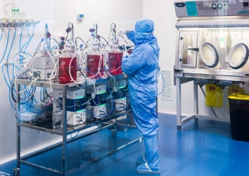 VIVEbiotech makes a capital increase of 3.5 million euros to complete its expansion plan